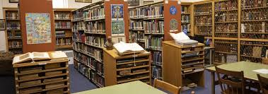 A favourite place of mine, Father Brewer Celtic Collection at the Angus L. MacDonald Library